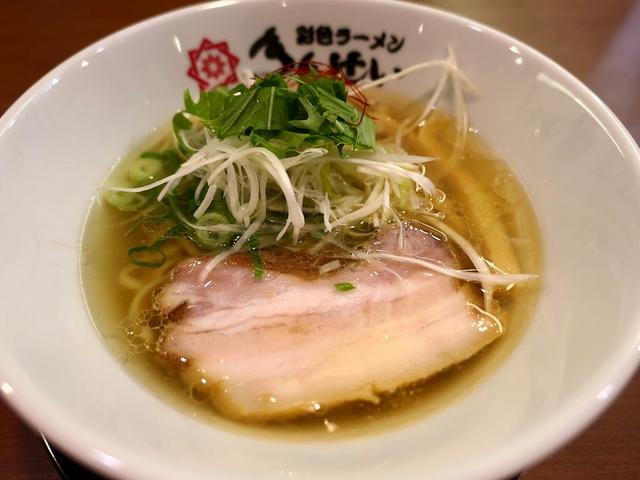 画像: 全国のご当地拉麺が集まる京都拉麺小路に大阪代表としてきんせいラーメンがオープンしました! 京都 「彩色ラーメン きんせい 京都拉麺小路店」