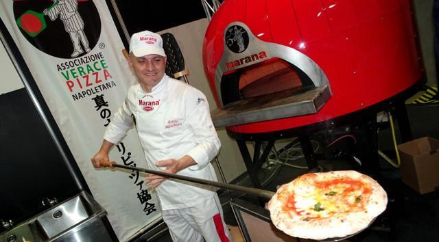 画像: 「真のナポリピッツァ協会講演会」@Pizza & Pasta Show 2018