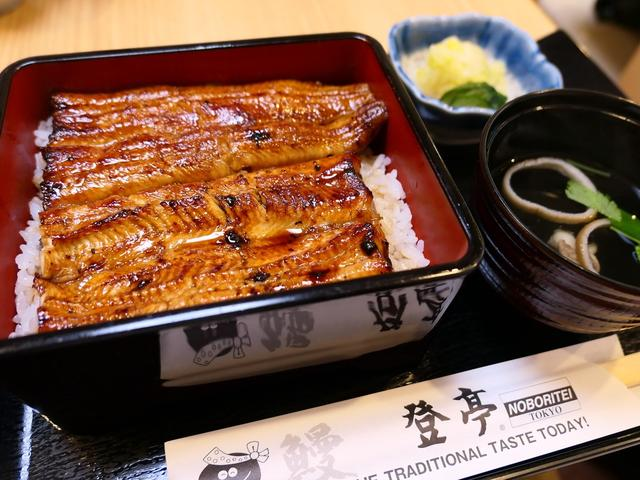 画像: 感動的に美味しい江戸前のうな重がうなぎ高騰のこのご時世で銀座でこの価格でいただけるのは驚異的です! 東京銀座 「登亭 銀座店」