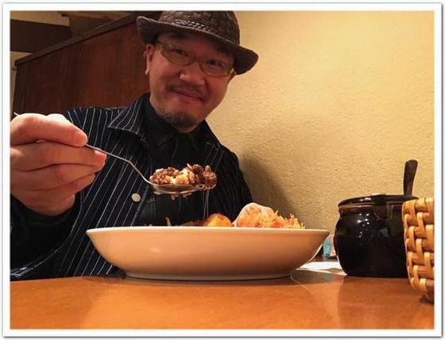 画像: カレーですよ4260(神田小川町 ジンコック)スタイル。
