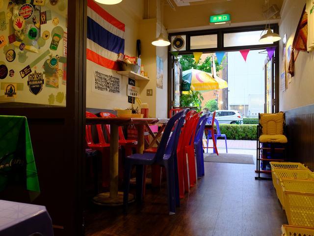 画像: 「バランスの良いクリーミーなカオソーイ 五反田 バンコク食堂ポーモンコンの夜ごはん」