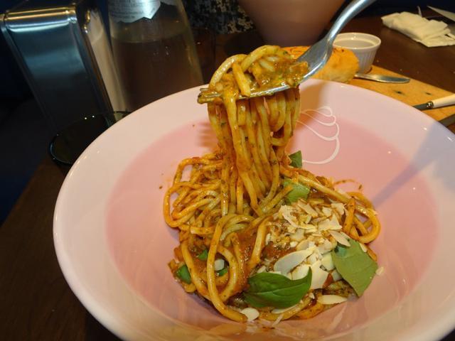 画像: 渋谷で旨いパスタを食べるなら「ビオディナミコ」です!