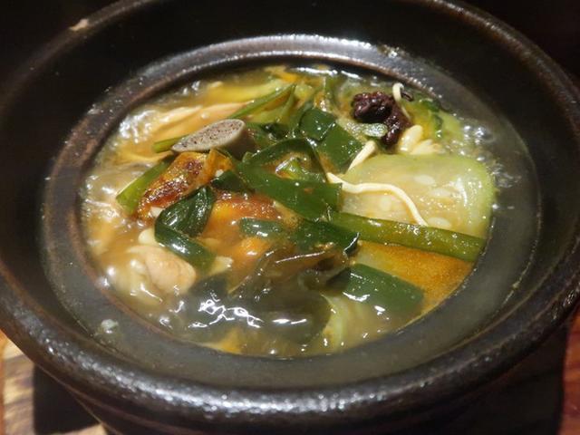 画像: 麻婆豆腐もあるよ~!沖縄・創作料理 taachi (ターチ) @麻布十番