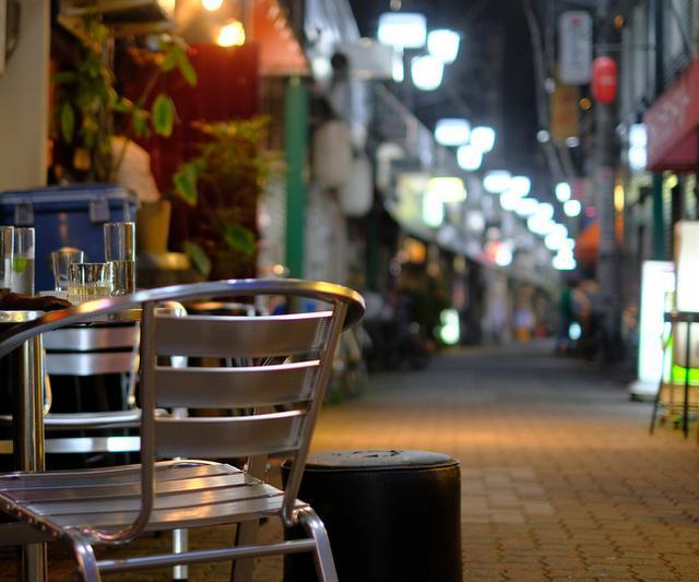 画像: 「ここは台湾...?蒲田ディープ中華 台湾小吃OHの麺線、タピオカミルクティー」