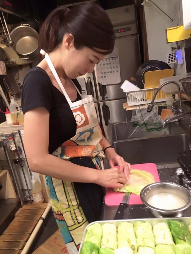 画像: 曼荼羅のスープカレーを冷製で。