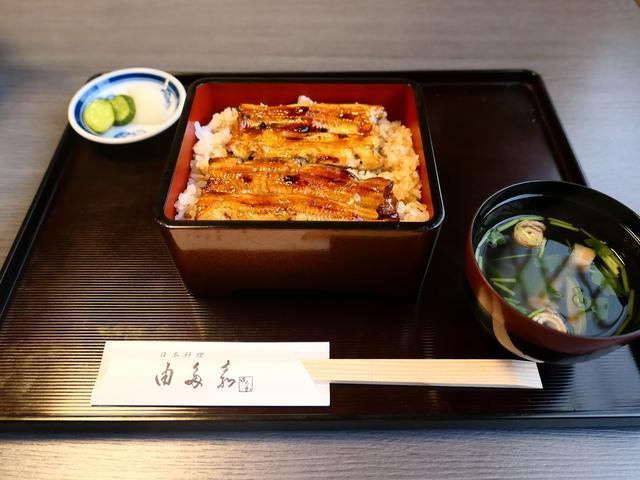 画像: 土用の丑の日の恒例になりました!超絶品の江戸前うなぎ! 西天満 「日本料理 由多嘉」