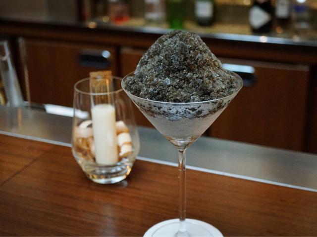 画像: ストリングスホテル東京インターコンチネンタル ・大人のかき氷