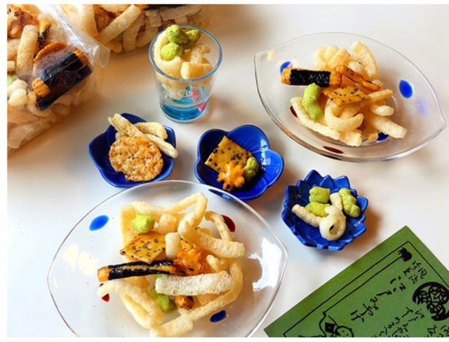 画像: 帰省土産、日本からの手土産に人気!江戸の粋な「えびせん」