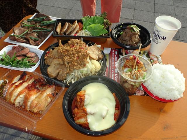 画像: 大井競馬場で楽しく美味しい「肉」イベント始まりました!