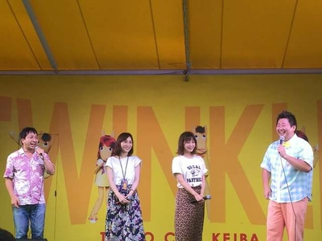 画像: 【出演】東京肉合戦(大井競馬場ウマイルスクエア)ステージ&肉 : ブログbyフードジャーナリスト はんつ遠藤