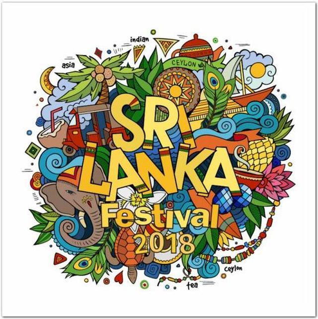 画像: スリランカフェスティバル。いよいよ明日から2日間、代々木公園で開催。