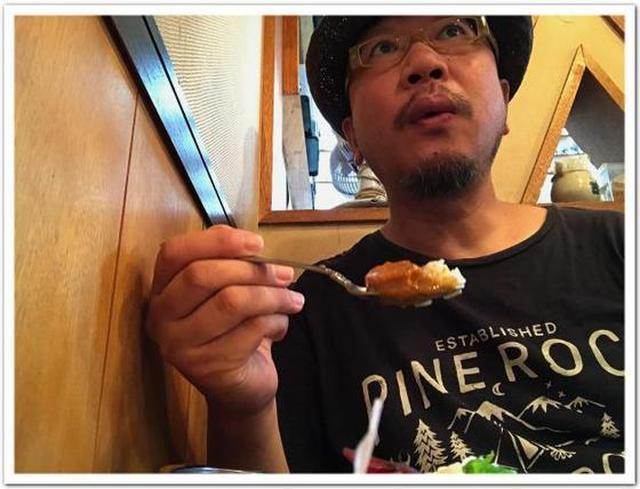 画像: カレーですよ4498(幡ヶ谷 スパイス)ポークとチキンを行ったり来たり。