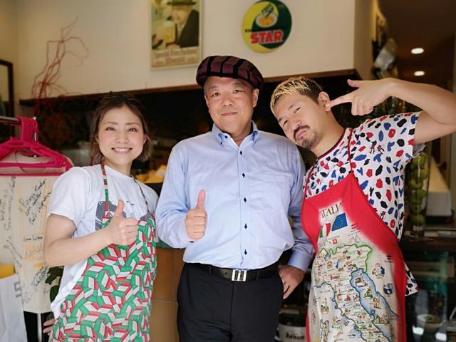 画像: ピッツェリア恭子で夏を楽しむスパイスピッツァ!