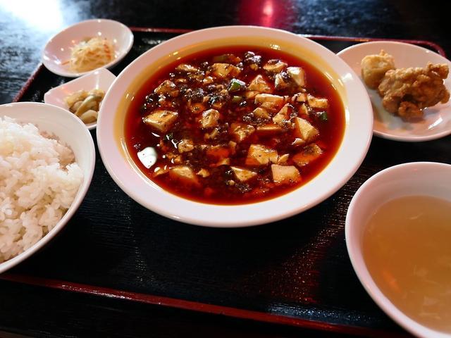 """画像: 地元で大人気の中華料理屋さんの""""正式麻婆豆腐""""は正式に美味しさが追求された味わいでした! 交野市 「中国料理 つね川」"""