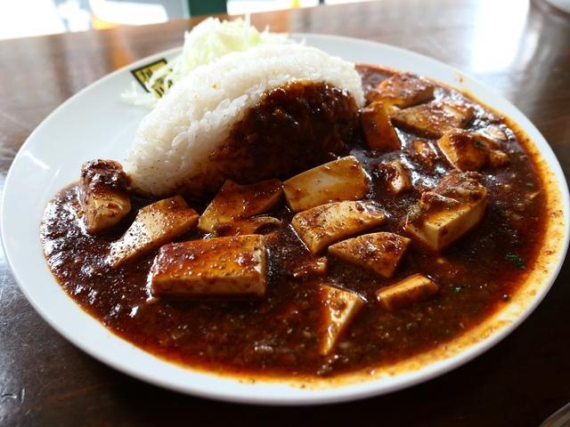 画像: 宮崎からやってきたカレー専門店の限定の『四川旨辛麻婆カレー』は感動的な美味しさでした! 守口市 「カレー倶楽部 ルウ 守口店」