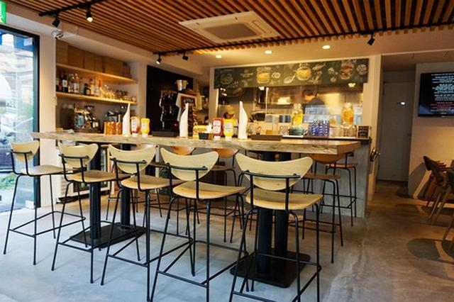 画像: 【福岡】九州産食材を使ったグルメバーガー専門店♪@B.B.M 薬院店