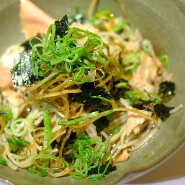 画像: 「武蔵小山 蕎麦割烹くらた 連島ごぼうきんぴらそば GI食品試食会」