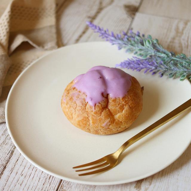 画像: ローソン ウチカフェ・ヨーグルト&ブルーベリーのシュークリーム