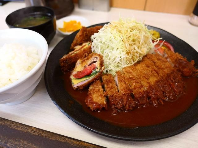 画像: 丁寧な仕事でとても美味しくてボリューム満点で地元で大人気の洋食屋さん! 堺市 「味の店 一番]