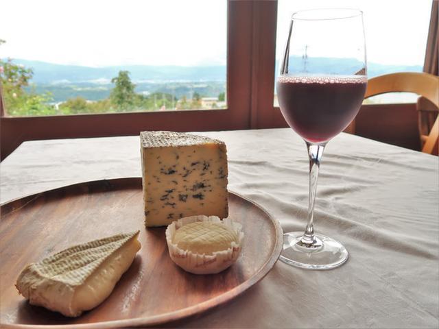 画像: チーズプロフェッショナル協会とコラボで行く『アトリエ・ド・フロマージュ』工房見学@長野県東御市