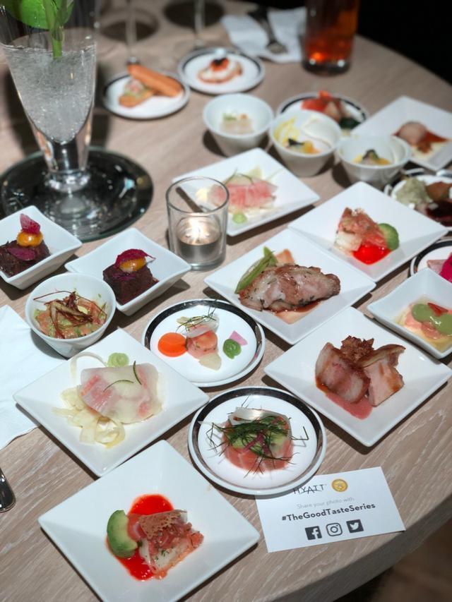画像: 世界的な料理コンテスト「The Good Taste Series」地区予選開催!!️