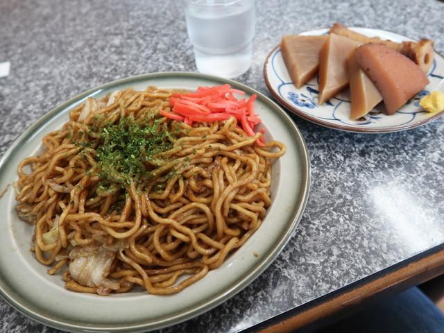 画像: 梅松食堂(うめまつ) - 群馬県吾妻郡中之条町