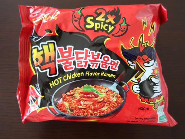 画像: 韓国の人気インスタント麺を食べ比べ