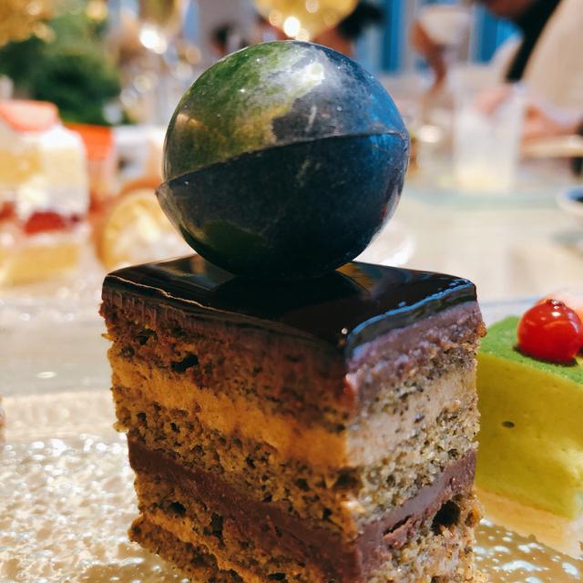 画像: ザ・キャピトル東急ホテル クリスマスケーキ 新作7種!「Star星」をテーマに煌めきのケーキ