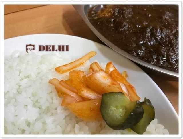 画像: カレーですよ4520(御徒町 デリー上野店)タマネギ焙煎。