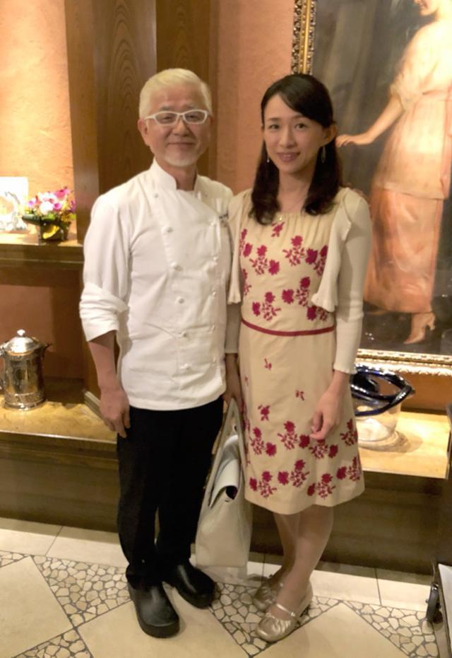 画像: シェイノにてフレンチ×日本酒ペアリングディナー主催