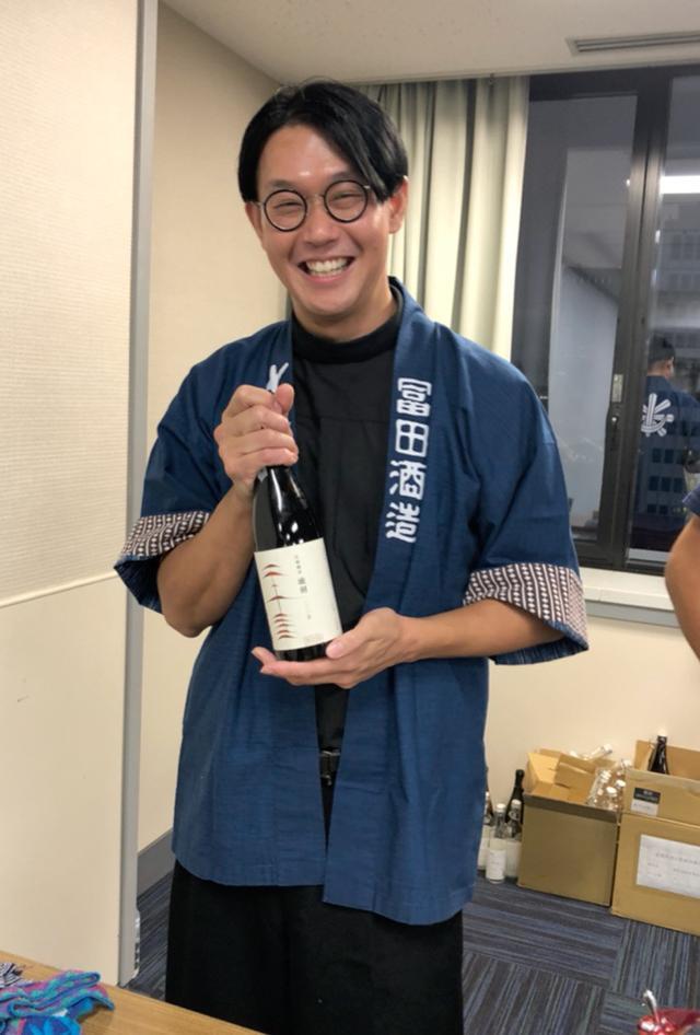 画像: 滋賀 地酒の祭典へ