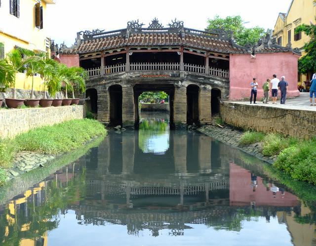 画像: 「ベトナム・ホイアン 世界遺産 ホイアンの古い街並み」