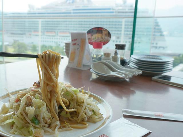 画像: 【長崎】長崎観光の定番店で皿うどん♪@中華料理 四海樓