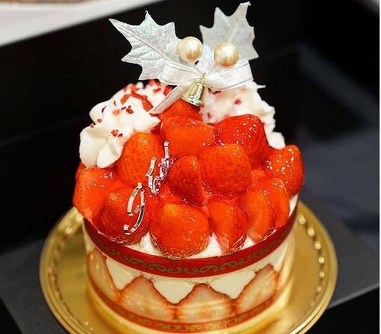シャトレーゼ クリスマス ケーキ
