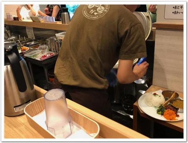 画像: カレーですよ4534(六本木一丁目 ポンガラカレー)大阪からの刺客。