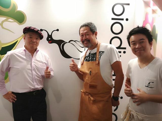 画像: 渋谷「ビオディナミコ」に伝説のサービスマンが登場!