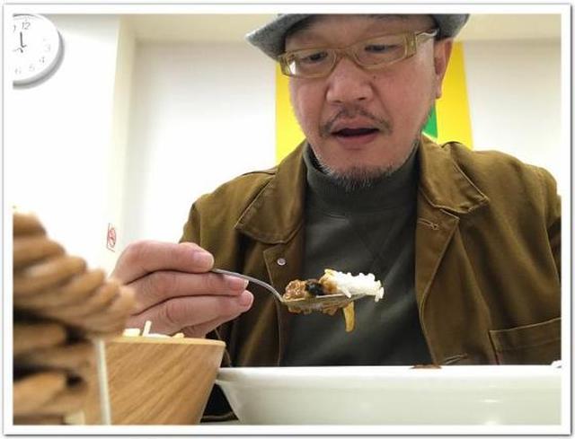 画像: カレーですよ4537(板橋本町 マイカリー食堂)雨。