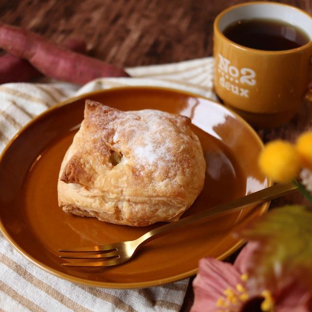 画像: ローソン ウチカフェ・安納芋あん&ホイップの和風パイシュー