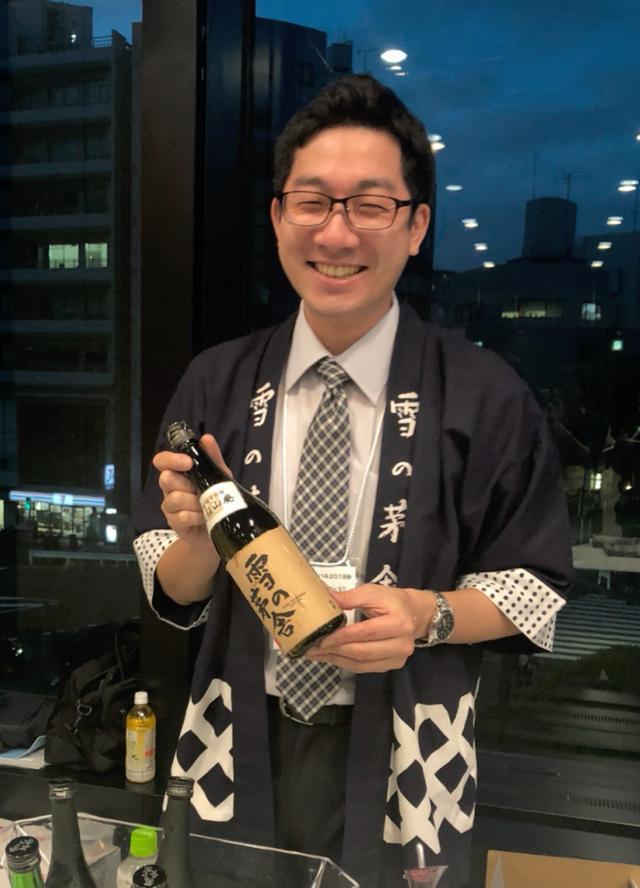 画像: 純米酒フェスティバル♪