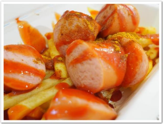 画像: カレーですよ4543(お台場 メガウェブ ルーキーカフェ)ニュルブルクリンクの味。 - カレーですよ。