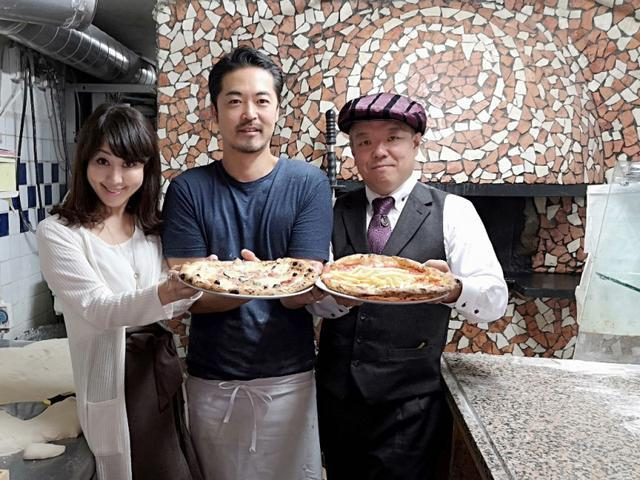 画像: 世界一のピッツァ職人が作る旨いナポリピッツァ!