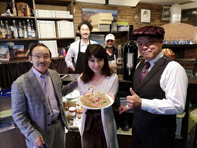 画像: 永福町には真のナポリピッツァ協会の名店があります!