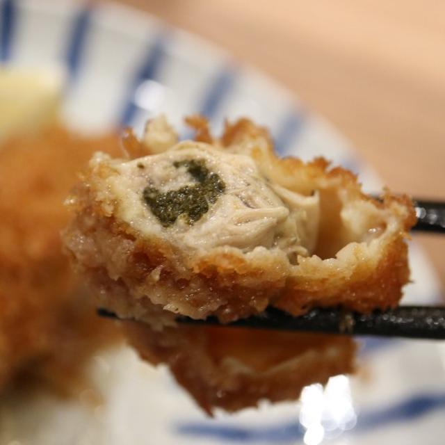画像: 小田保(豊洲市場 / 牡蠣バター&牡蠣フライ)