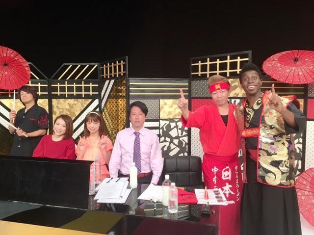 画像: BSテレ東/テレビ東京 TVチャンピオン極~KIWAMI~【激辛料理人選手権!】に出演