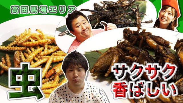 画像: 閲覧注意YouTube動画「食べあるキングTV」~ノングインレイ@高田馬場編~