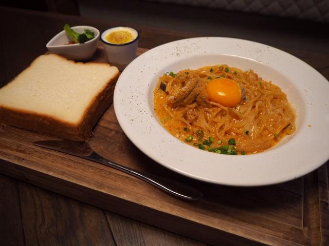 画像: 大人気の高級食パン嵜本とのコラボランチが楽しめます! 梅田 「梅田ワーフ」