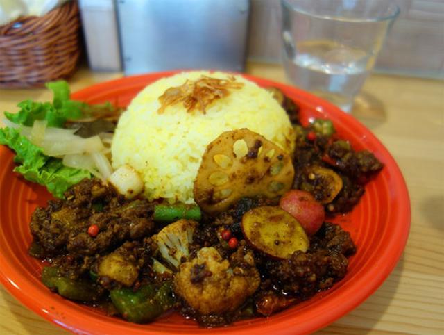 画像: 【福岡】ラム肉専門スパイスカレー店♪@フォレスト・スパイス