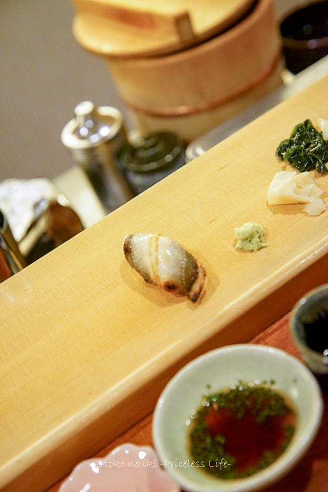 画像: 鮨りんだ (目黒)インバウンド対応の鮨