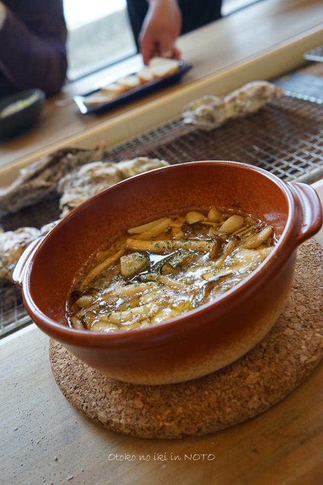 画像: コーストテーブル(奥能登)穴水のシーフロントで牡蠣を食べよう
