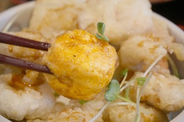 画像: 【福岡】夢企画!とり天親子丼セット♪@麺や ほり野